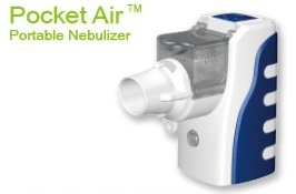 Pocket Air - Inhalator Siateczkowy